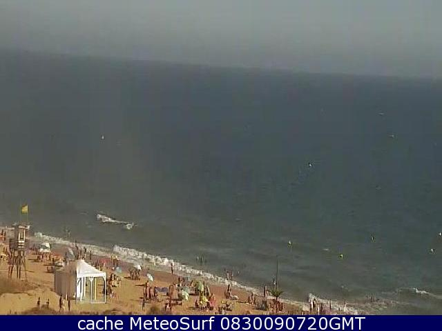 webcam Punta Umbria Huelva