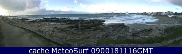 webcam Quiberon Morbihan
