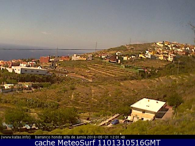 webcam Radazul Santa Cruz de Tenerife