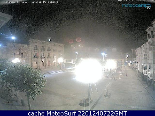 webcam Reinosa Cantabria