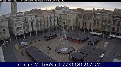 webcam Reus Tarragona