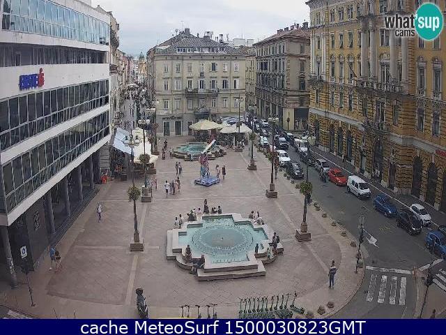 webcam Rijeka Hotel Primorje-Gorski Kotar
