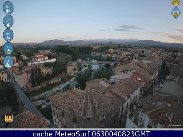 webcam Roda de Ter Montseny Barcelona