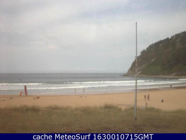webcam Rodiles Gijon