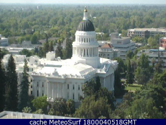 webcam Sacramento Airport Citizen Hotel Sacramento