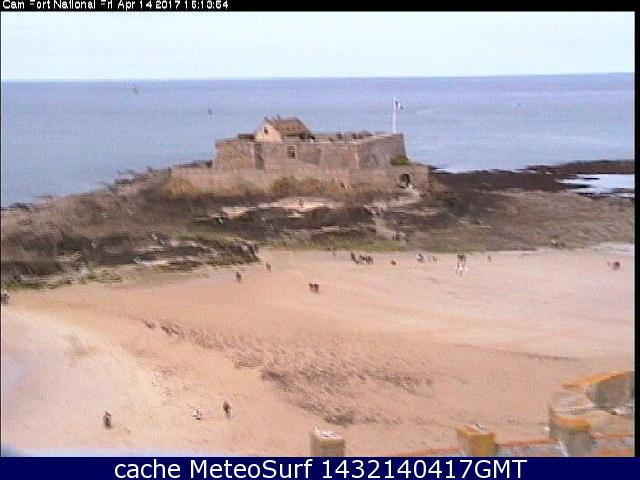 webcam Saint Malo Ille et Vilaine