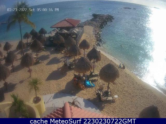 webcam Saint Martin Sint Maarten Dutch side Antillas Holandesas
