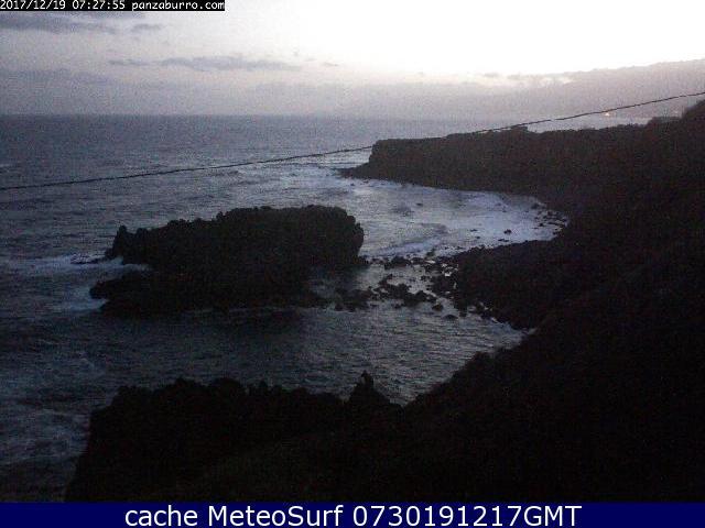 webcam San Juan de la Rambla Santa Cruz de Tenerife