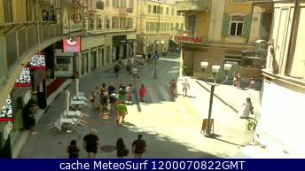 webcam Sanremo Imperia