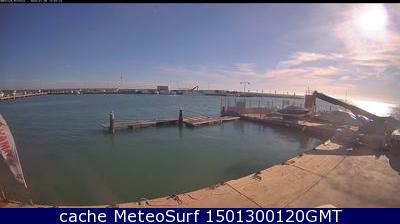 webcam Santa Pola Alicante