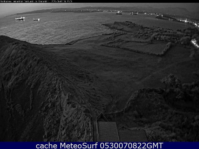 webcam Puerto Santander Ferry Cantabria