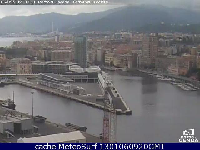 webcam Savona Marina Savona