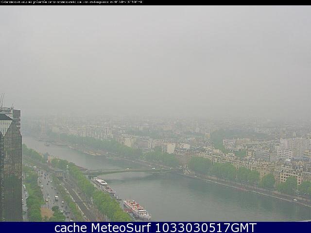 webcam Seine Paris Paris