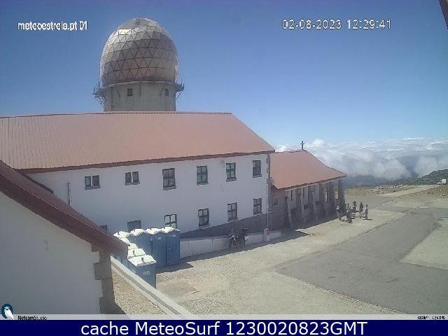 webcam Serra da Estrela Guarda