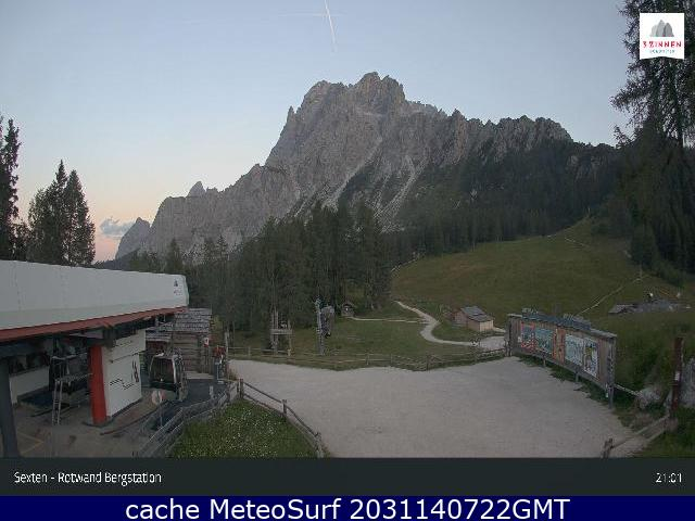 webcam Sesto Ski Bolzano
