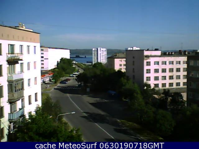 webcam Severomorsk Murmansk