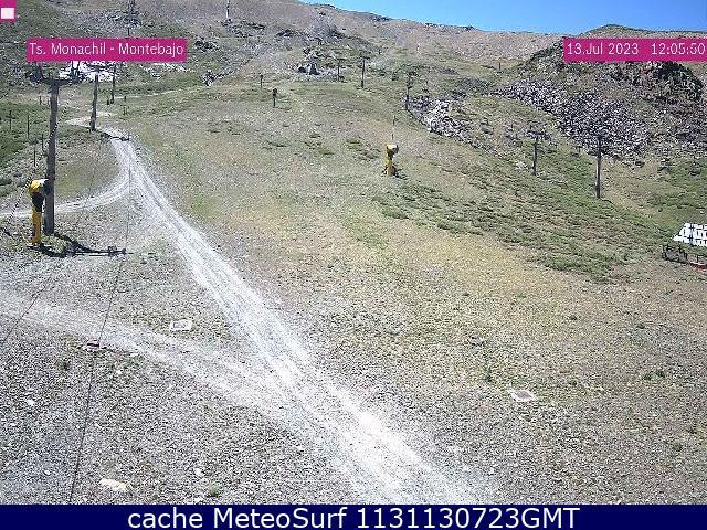 webcam Sierra Nevada Granada