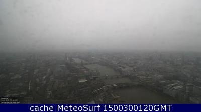 webcam London Skyline Londres