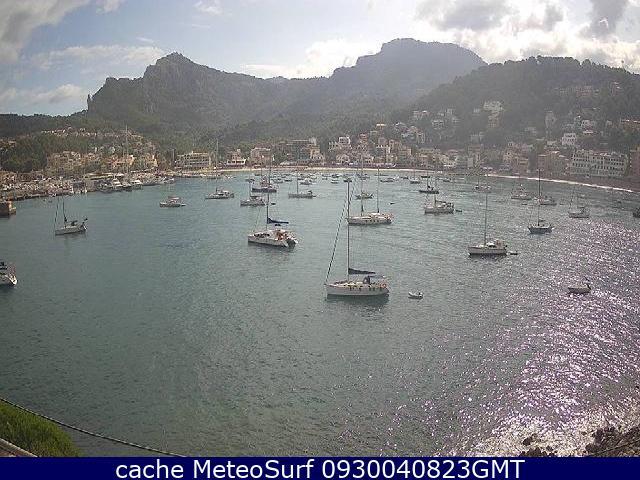 webcam Soller Restaurant Islas Baleares
