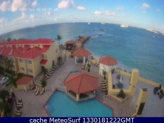 webcam Saint Martin Sint Maarten o San Martin Antillas Holandesas