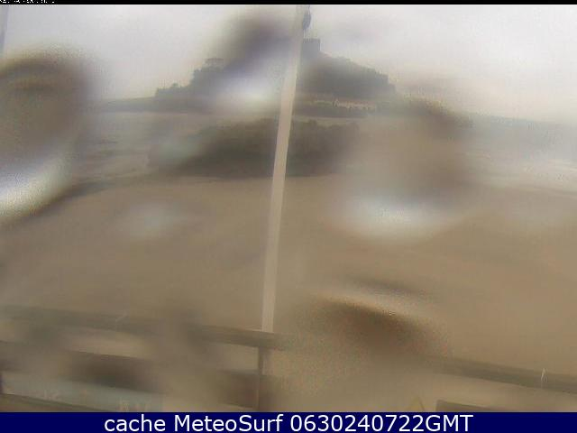 webcam St Michaels Mount Mounts Bay South West