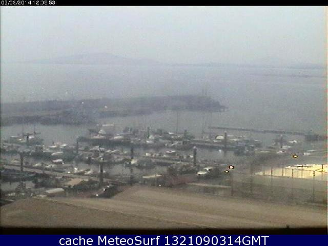 webcam Taliarte Las Palmas
