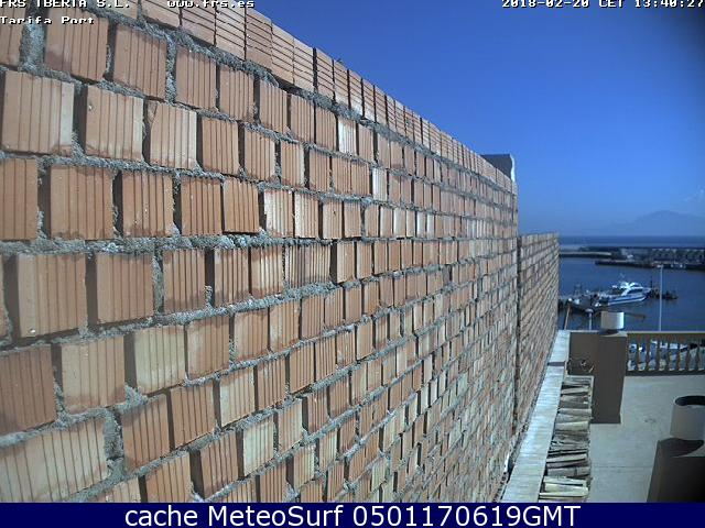 webcam Puerto de Tarifa Cadiz
