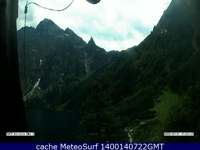 webcam Tatra National Park Tatra
