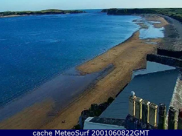 webcam Tenby Hotel Dyfed