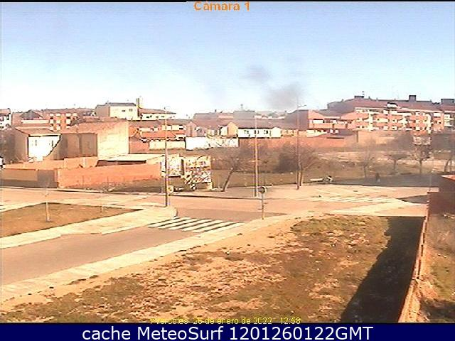 webcam Valencia de Don Juan Leon
