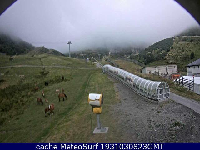 webcam Valgrande Pajares Ski Caudal