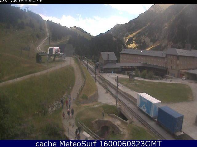 webcam Vall de Nuria Gerona