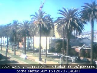webcam Valparaiso Valparaiso