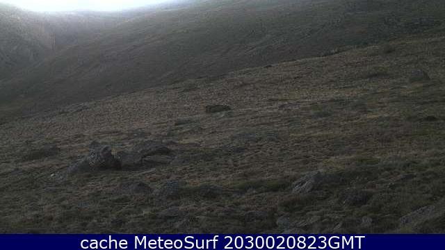 webcam Pico Veleta Granada