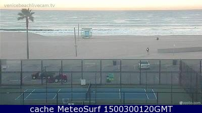 webcam Venice Beach Area Los Angeles