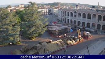 webcam Arena di Verona Verona