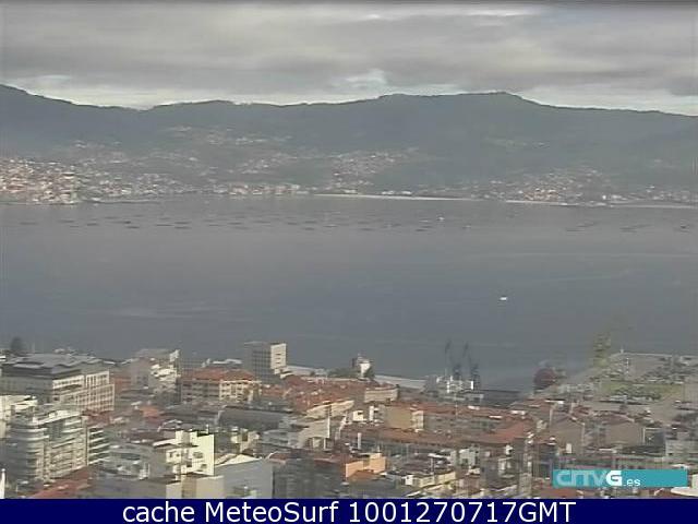 webcam Hotel Bahía de Vigo Pontevedra