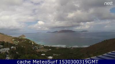 webcam Nanny Cay Tortola Islas Vírgenes