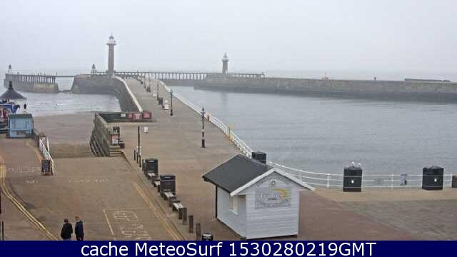 webcam Whitby Yacht Club Yorkshire and the Humber