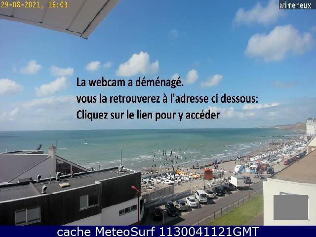 webcam Wimereux Pas de Calais