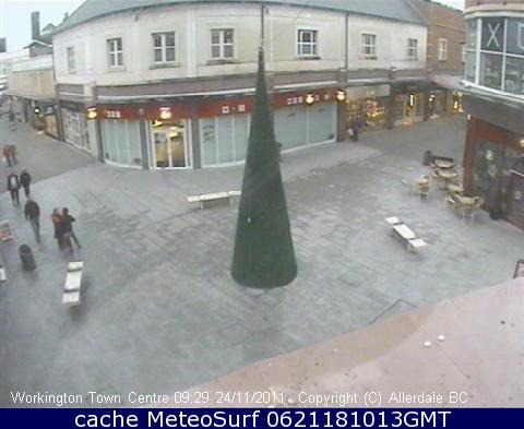 webcam Workington Allerdale Cumbria