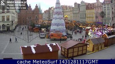 webcam Stare Miasto Wroclaw Wroclaw