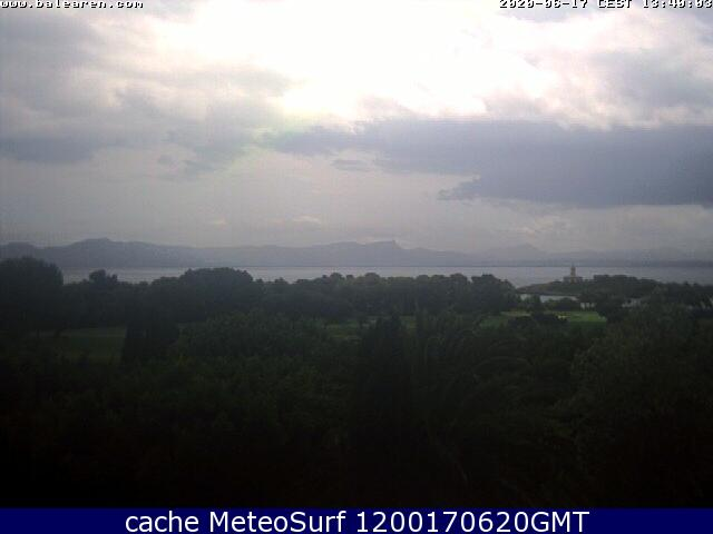 webcam Alcudia Golf Islas Baleares