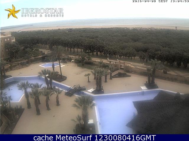 webcam Ayamonte, Isla Canela Huelva