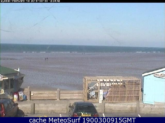 webcam Westward Ho Devon