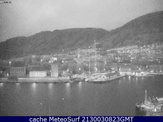 webcam Bergen Hordaland