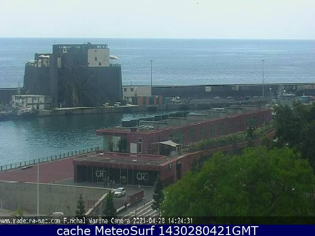 webcam Porto Santo Funchal Ferry
