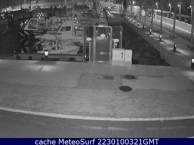 webcam Tazacorte Muelle Santa Cruz de Tenerife