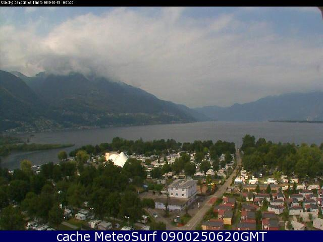 webcam Tenero Locarno