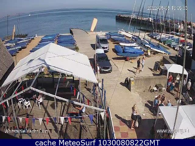 webcam Whitstable South East